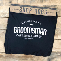 Shop Rag Set Groomsman Wedding