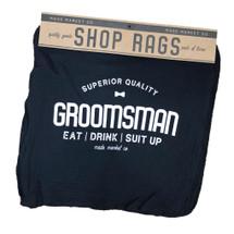 Shop Rag Set Groomsman Wedding