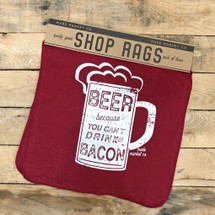 Shop Rag Set Beer and Bacon