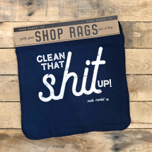 Shop Rag Set Clean Shit Up