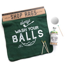 Shop Rag Set Golf Balls