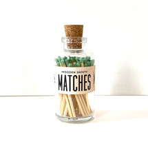Apothecary Vintage Sage Matches Small