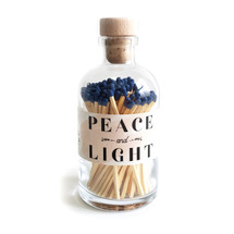 Christmas Peace & Light Matches