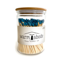 Warm Abode Deep Teal Matches