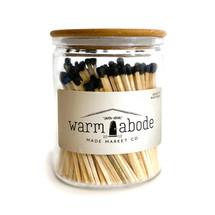 Warm Abode Black Matches