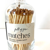 Full of Fire Camel Matches