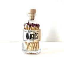 Apothecary Vintage Mauve Matchews