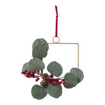 Wreath Mini Square