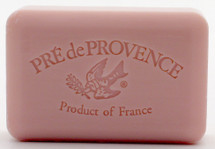 French Milled Peony Soap