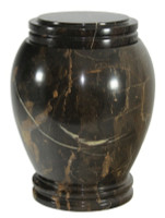 1410 Black Orchid - Real Marble Traditional