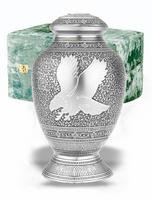 """105/11.75"""" Eagle Urn"""