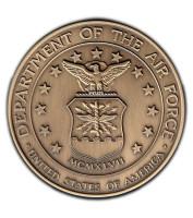 Military Medallion USAF