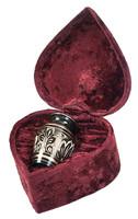 "515/3""  ""Gee Motif"" Engraved Brass Urn"