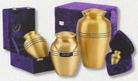 "507/6"" Classic Solid Brass Urn"