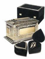 717/10 Renaissance Silver/Gold Urn