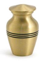Classic Bronze - Individual Keepsake w/velvet bag