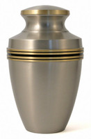 Grecian Pewter - Large/Adult