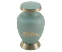 Aria Dolphin - Individual Keepsake w/velvet bag