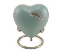 Aria Dolphin - Heart Keepsake