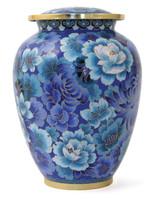 Elite Floral Blue - Large/Adult