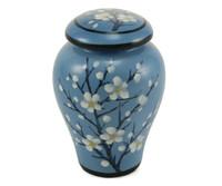 Plum Blossom - Individual Keepsake w/velvet bag