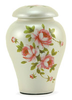 Rose Bouquet - Individual Keepsake w/velvet bag