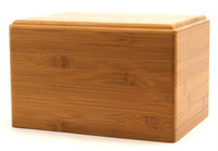 Bamboo Box - crafted of renewable bamboo