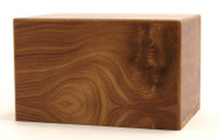 MDF Natural box - Large/Adult