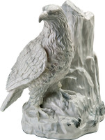 """Eagle at Rest"" Keepsake Urn"