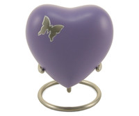 Aria Butterfly - Heart Keepsake