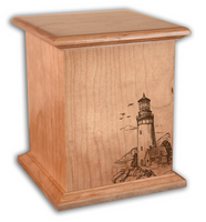 New Horizon Lighthouse - Cherry
