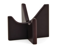 Infant Heart Display Stand - Cherry