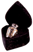 "509/3""  Silver/Gold Urn Keepsake"