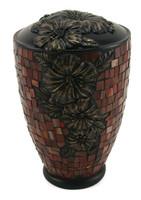 Mosaic Hibiscus Adult/Large Urn