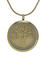 Companion - Tree - 14K gold plated