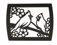 Companion Urn - Cardinals