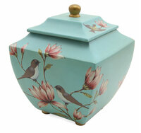 Magnolia Lovebirds Urn - Adult/Large