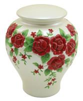 Red Roses Ceramic - Large/Adult