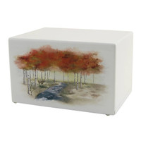 Somerset - Autumn Forest Adult Urn