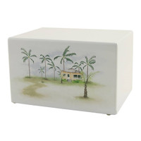 Somerset -  Tropical Getaway Adult Urn