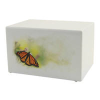 Somerset -  Butterfly Adult Urn