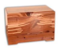 Woodland Cedar Urn