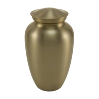 Bronze Gloss Urn - Large/Adult
