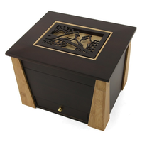 Craftsman Memory Chest - Cardinals