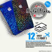 "RTape VinylEfx® Metal Flake Decorative Vinyl - FDC 2824 - 12"" by Foot"