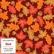 "Siser EasyPatterns 2 - 12"" wide - Falling Leaves"