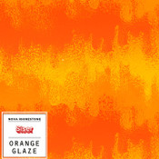 "Siser EasyPatterns 2 - 12"" wide - Orange Glaze"