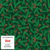"Siser EasyPatterns 2 - 12"" wide - Pine Boughs"