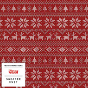 "Siser EasyPatterns 2 - 12"" wide - Sweater Knit"