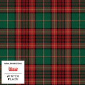 "Siser EasyPatterns 2 - 12"" wide - Winter Plaid"